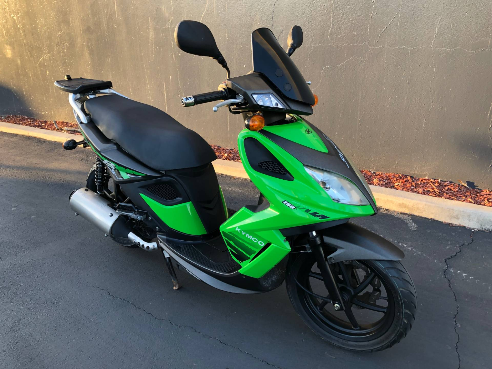 2012 Kymco Super 8 150 in Chula Vista, California - Photo 2