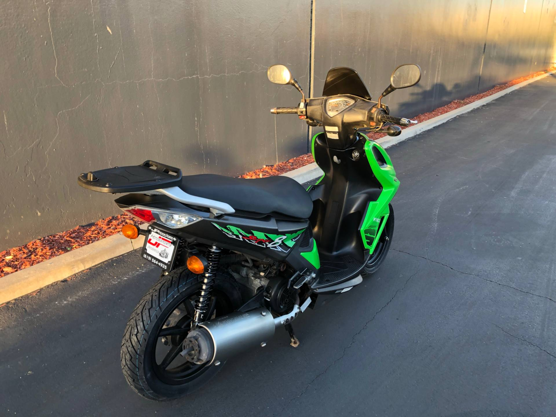 2012 Kymco Super 8 150 in Chula Vista, California - Photo 3