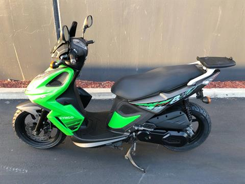 2012 Kymco Super 8 150 in Chula Vista, California - Photo 6