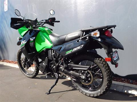 2016 Kawasaki KLR 650 in Chula Vista, California