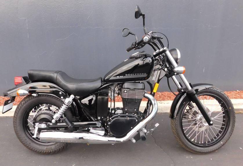 Used 2017 Suzuki Boulevard S40 Motorcycles in Chula Vista, CA ...