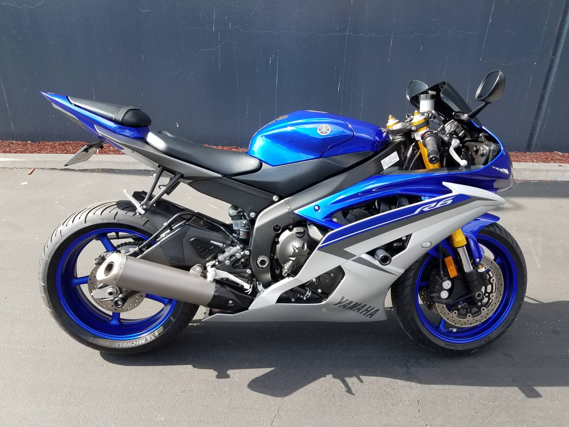 2015 Yamaha YZF-R6 in Chula Vista, California - Photo 1