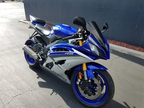 2015 Yamaha YZF-R6 in Chula Vista, California - Photo 2