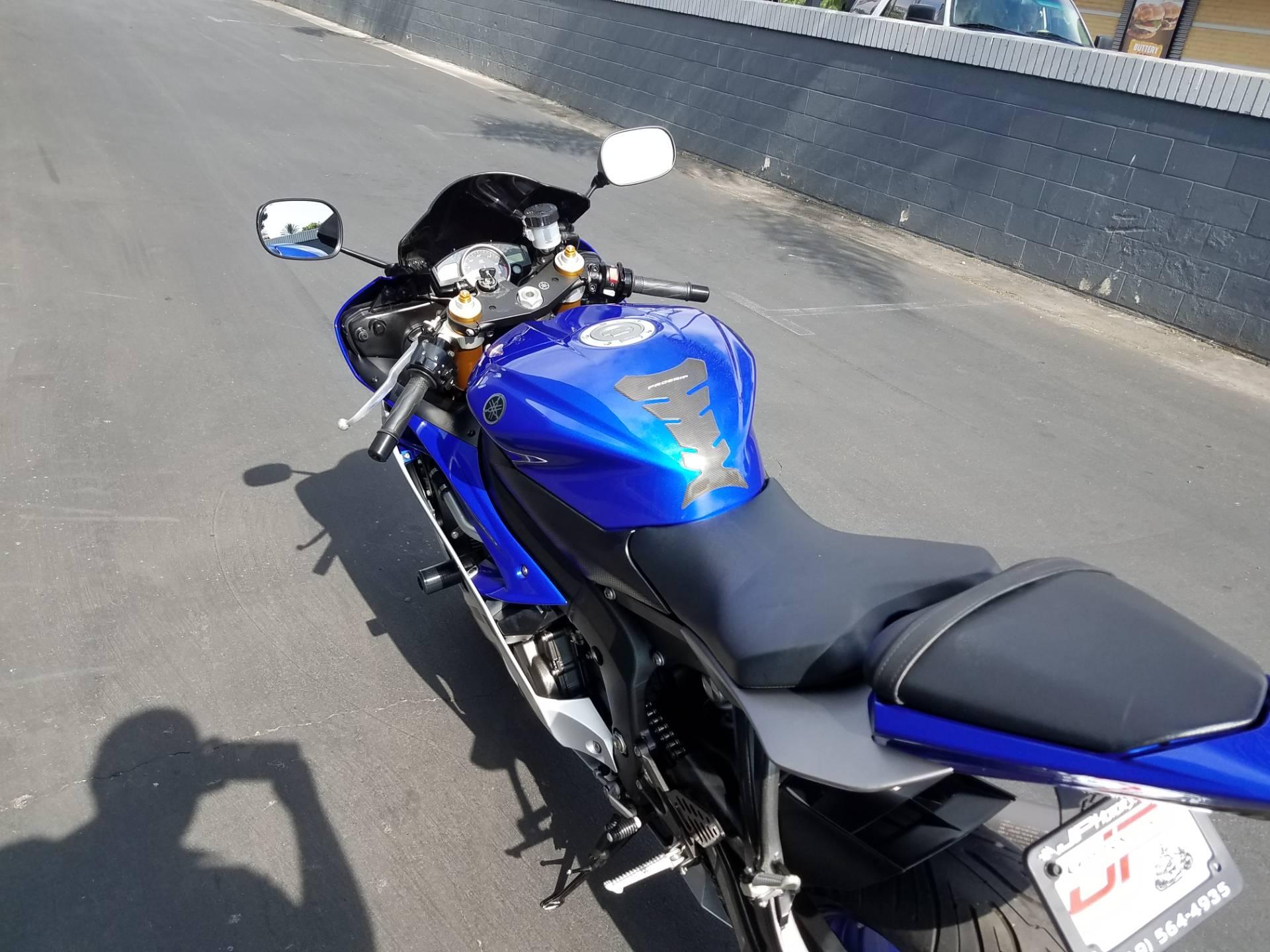 2015 Yamaha YZF-R6 5