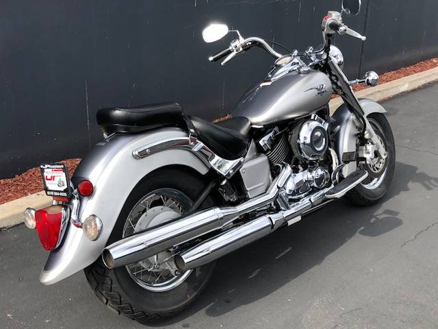 2009 Yamaha V Star 650 Classic in Chula Vista, California