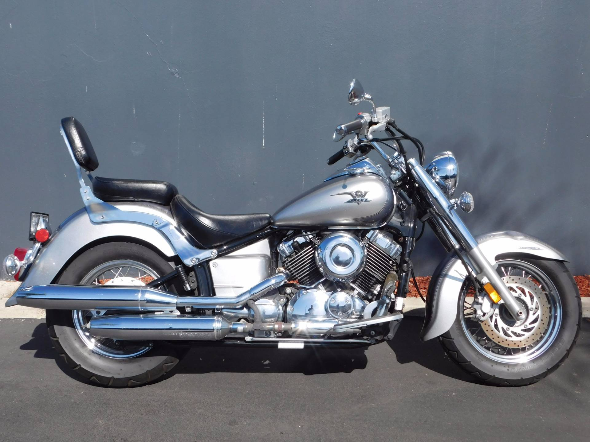 Used 2009 Yamaha V Star 650 Classic Motorcycles in Chula Vista, CA ...