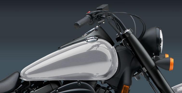 2016 Honda Shadow Phantom 3