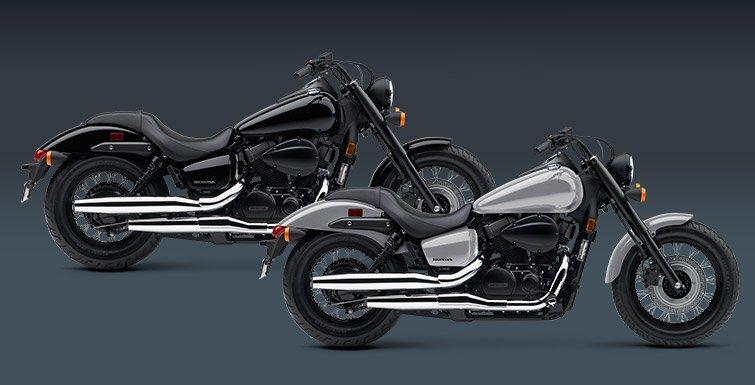 2016 Honda Shadow Phantom 7