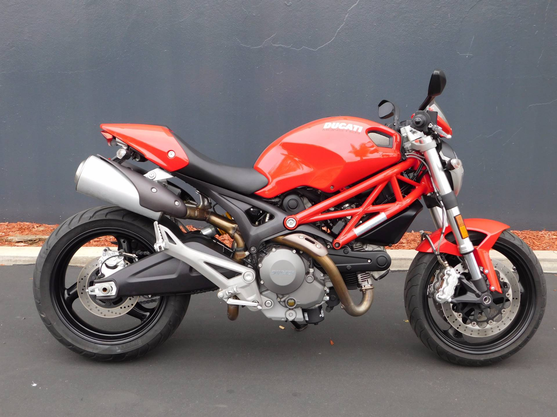 Used 2010 Ducati Monster 696 Motorcycles in Chula Vista, CA | Stock ...