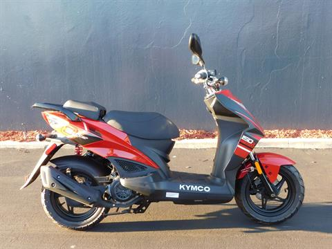 2015 Kymco Super 8 150R in Chula Vista, California