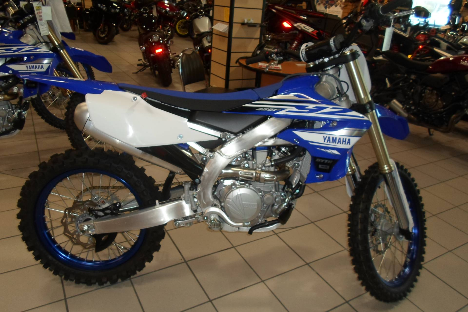 2019 Yamaha YZ450F in San Marcos, California - Photo 3
