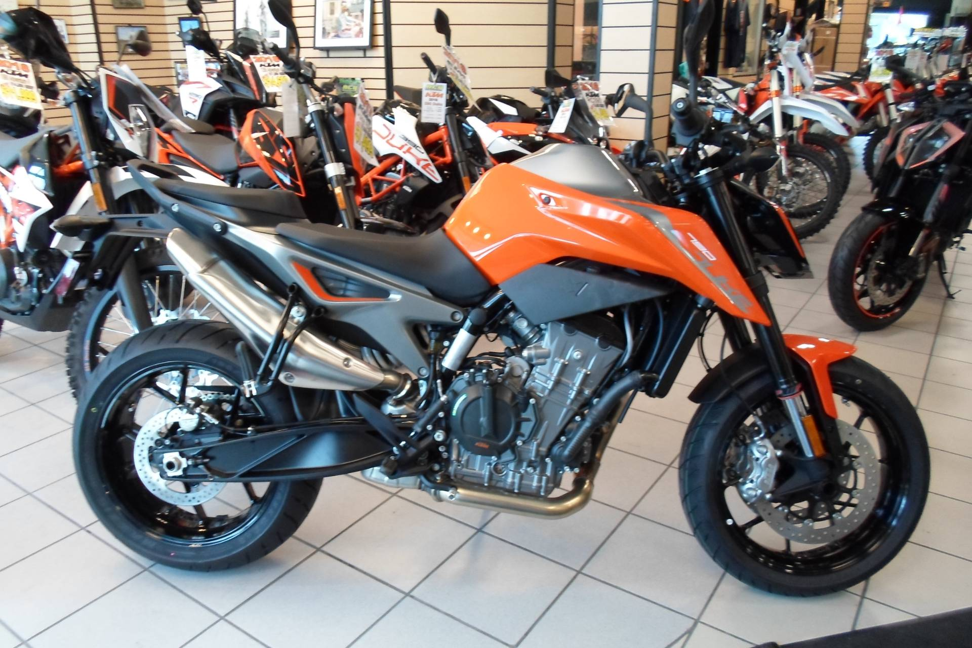 2019 KTM 790 Duke in San Marcos, California - Photo 1