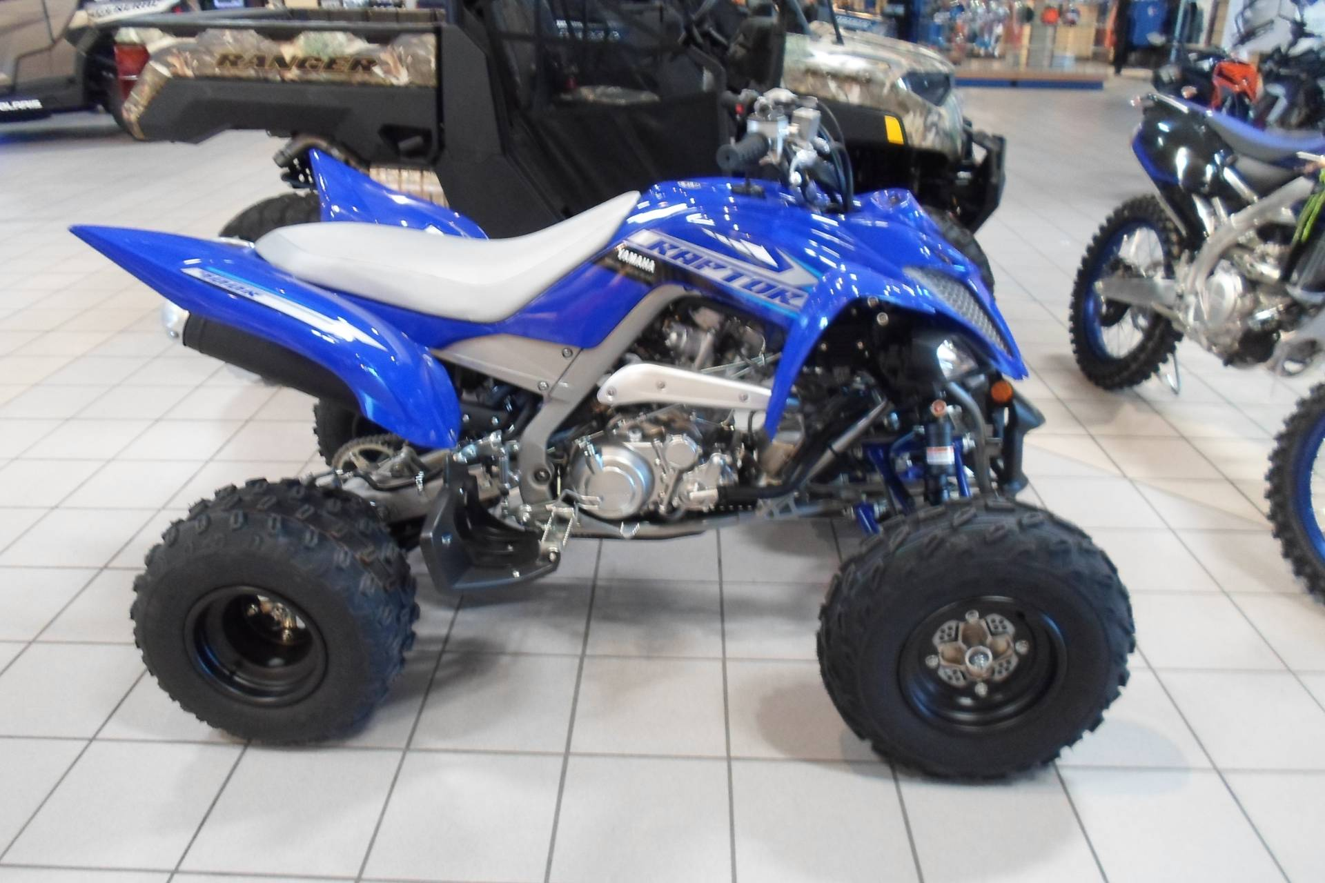 2020 Yamaha Raptor 700R in San Marcos, California - Photo 1