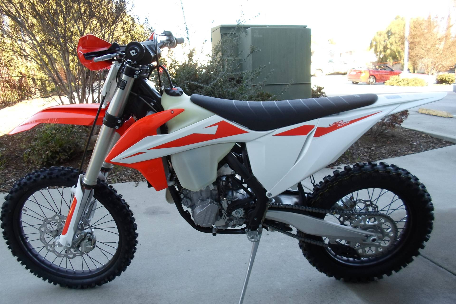 2019 KTM 450 XC-F in San Marcos, California - Photo 9