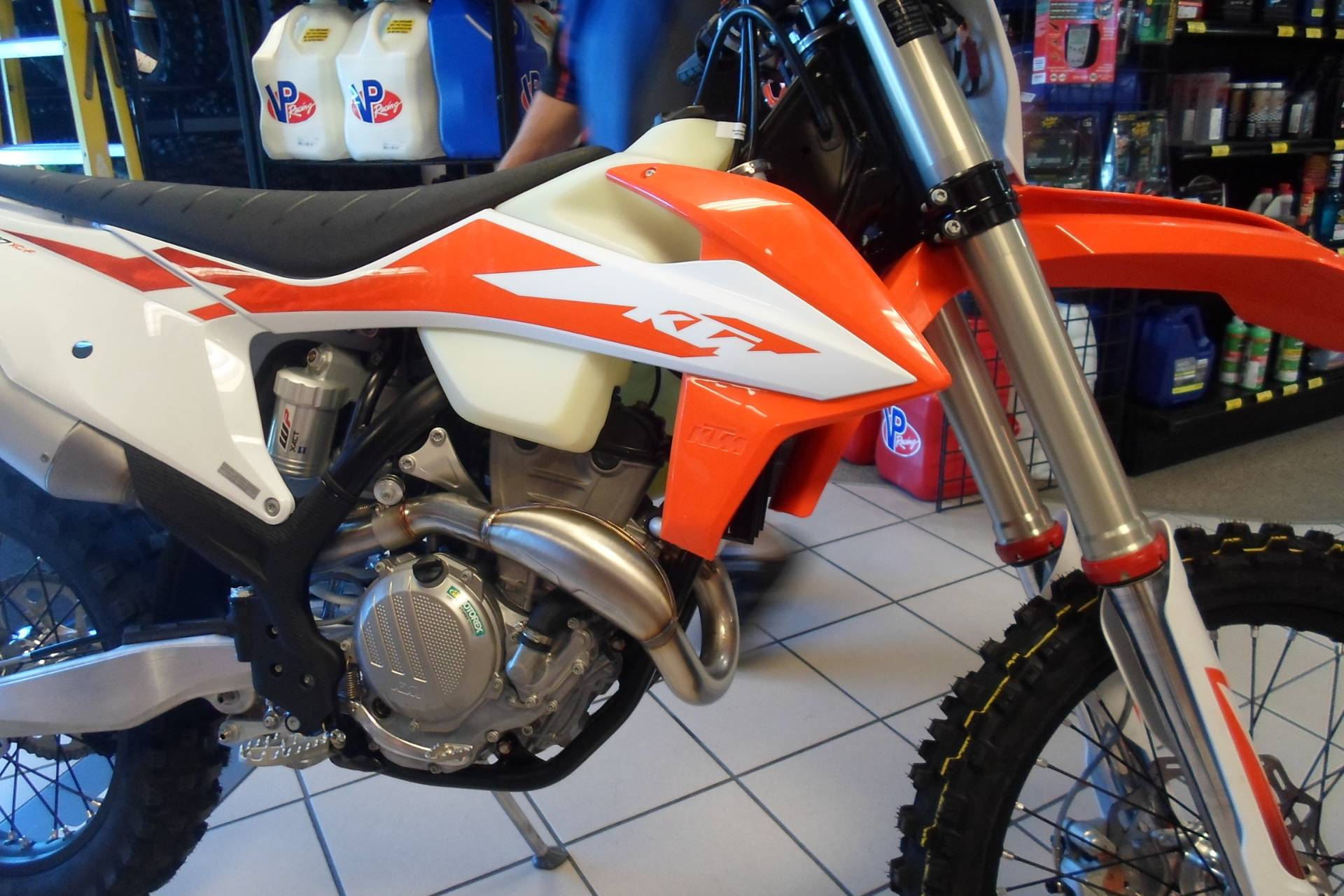 2020 KTM 350 XC-F in San Marcos, California - Photo 3