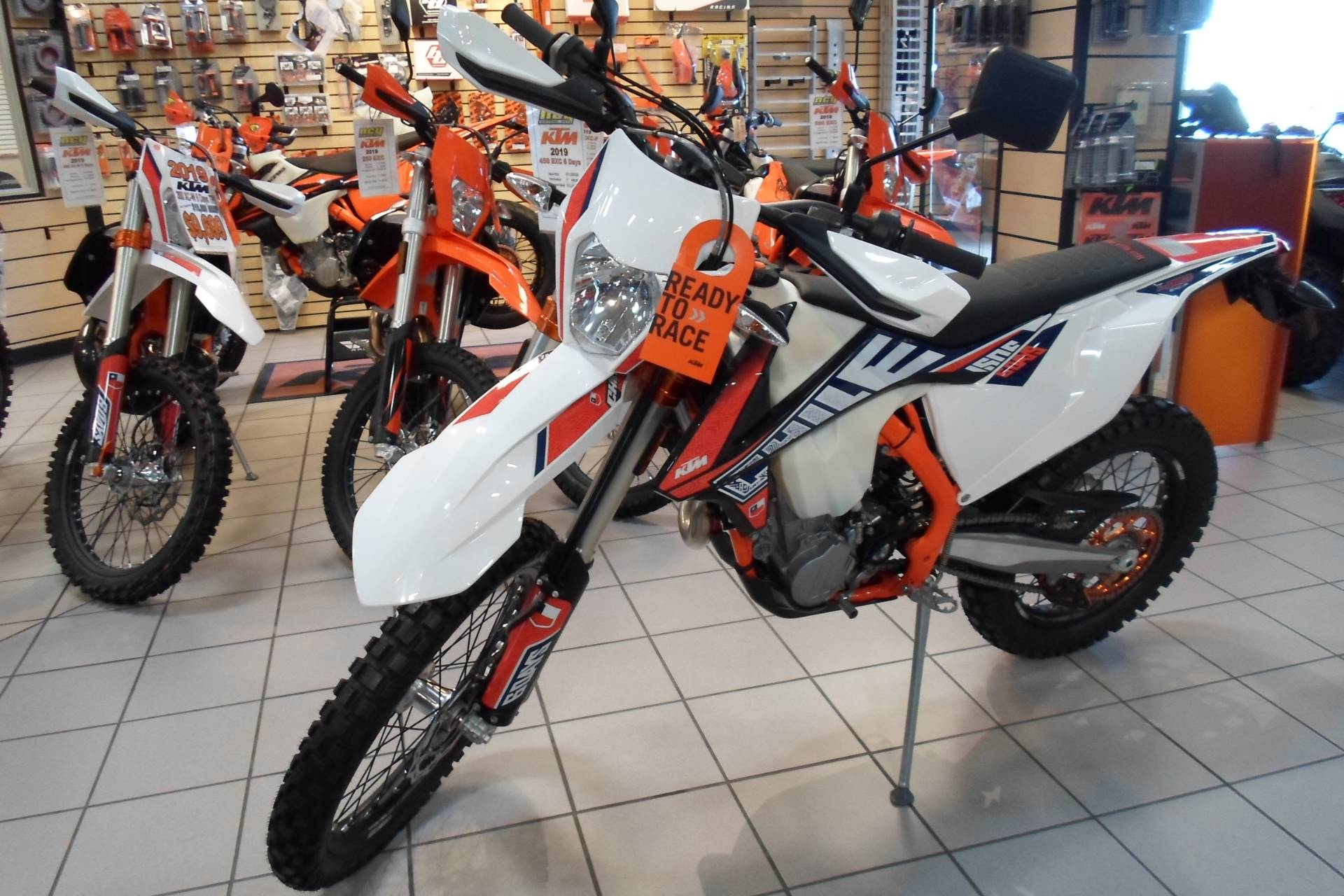 2019 KTM 450 Exc 6-Days in San Marcos, California - Photo 2