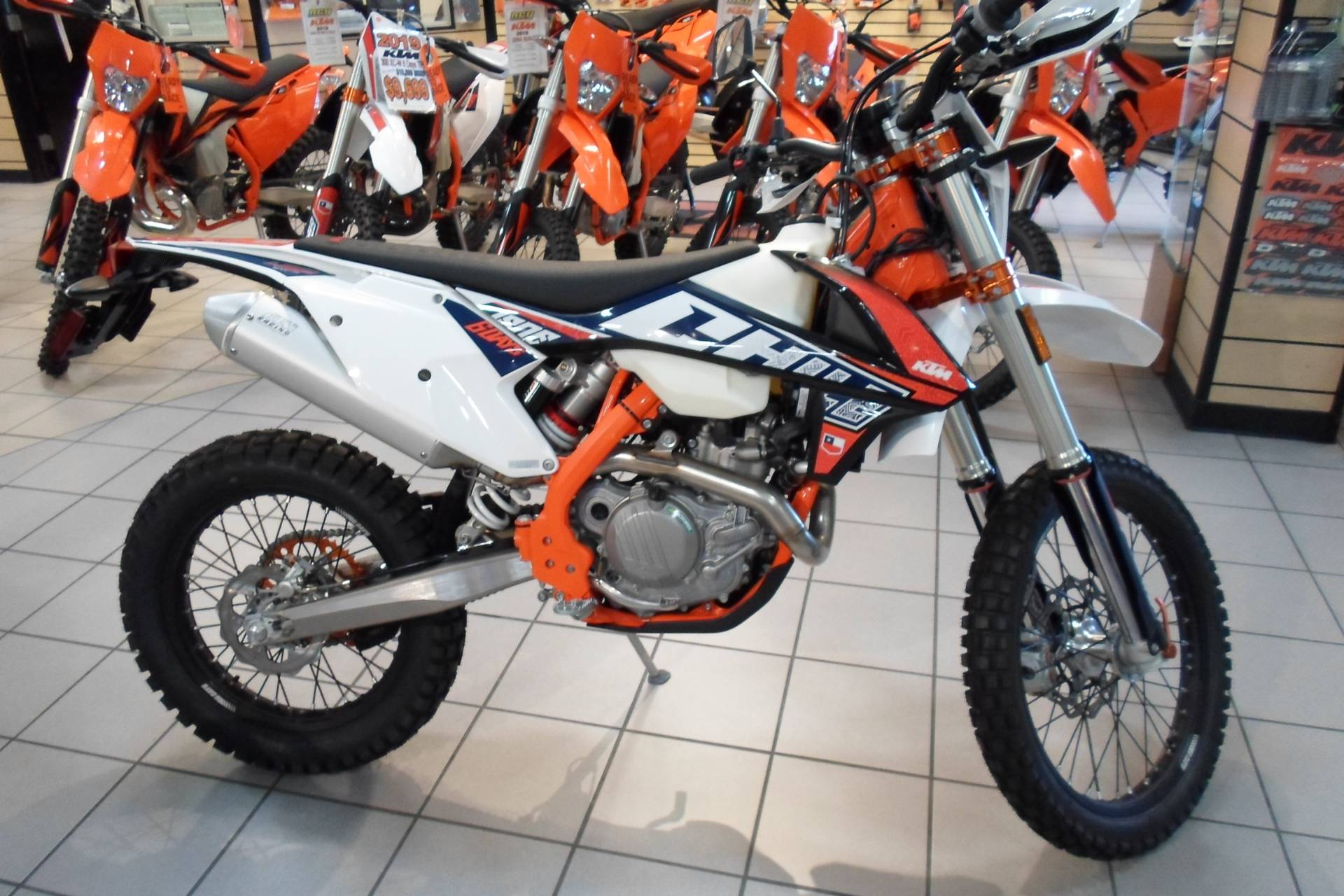 2019 KTM 450 Exc 6-Days in San Marcos, California - Photo 3