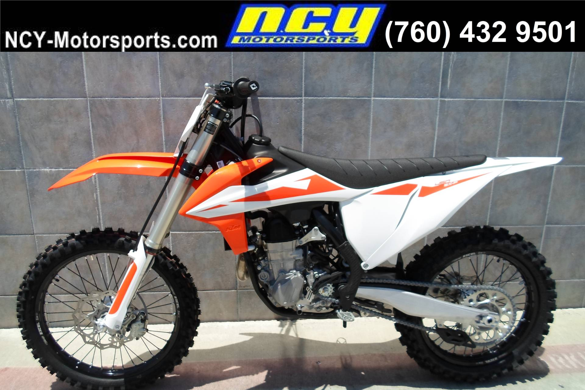 2019 KTM 450 SX-F in San Marcos, California - Photo 1