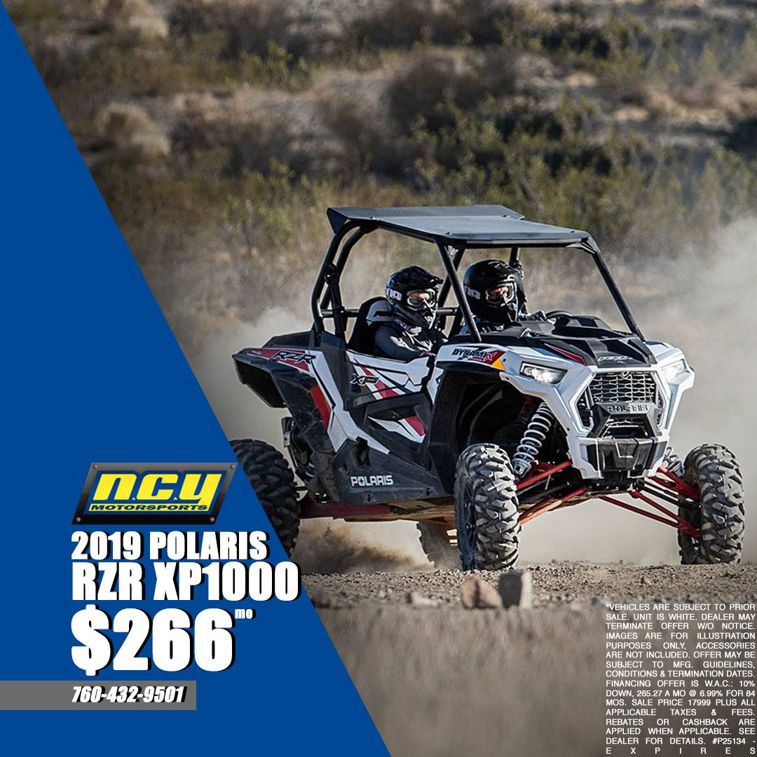 2019 Polaris RZR XP 1000 in San Marcos, California - Photo 1