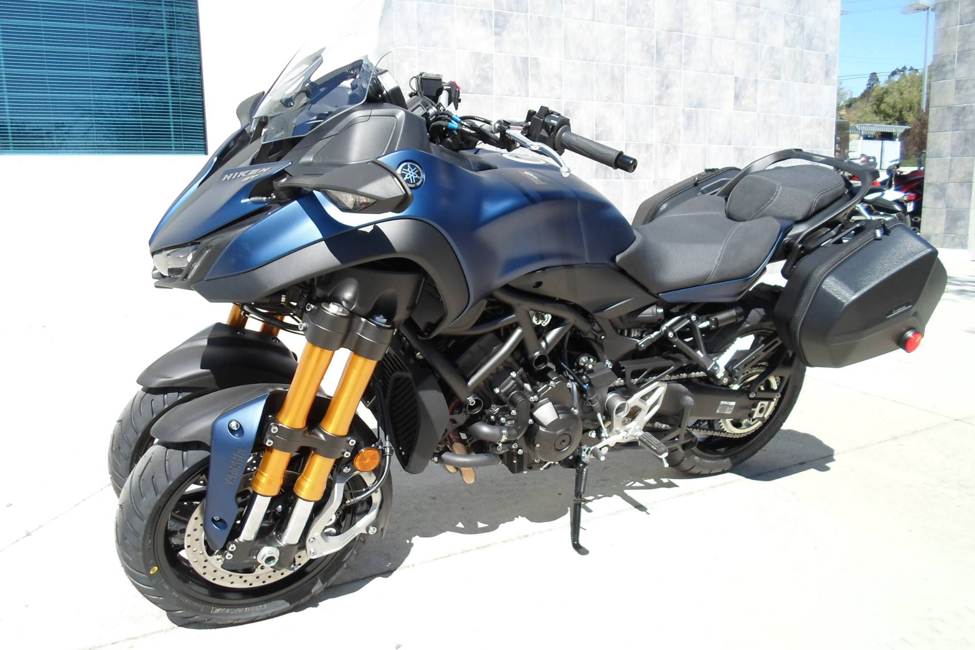 2019 Yamaha Niken GT in San Marcos, California - Photo 1