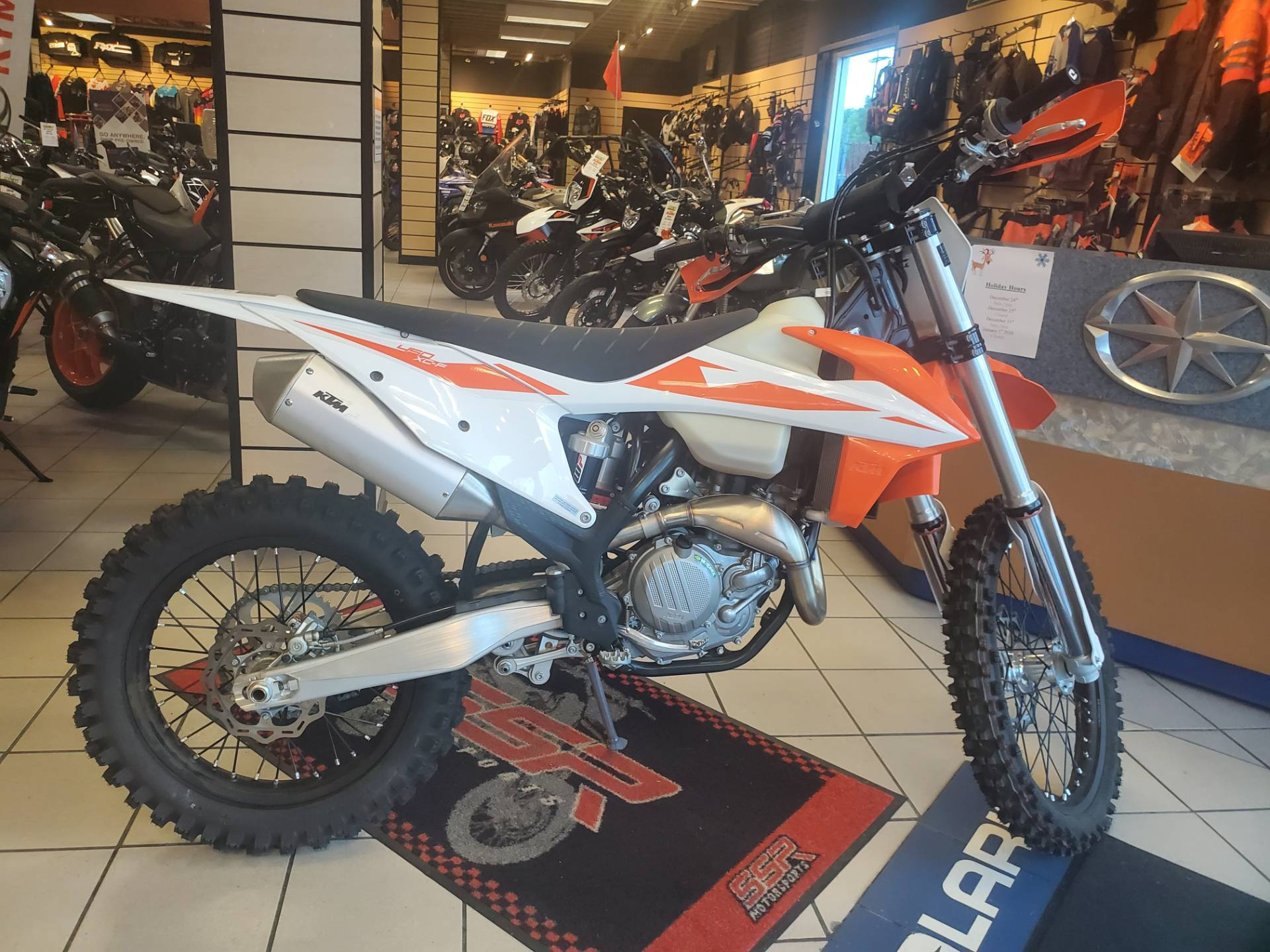 2020 KTM 450 XC-F in San Marcos, California - Photo 3