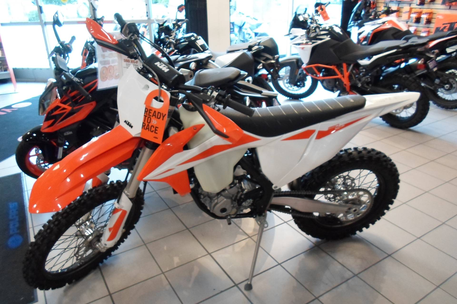 2019 KTM 350 XC-F in San Marcos, California - Photo 1
