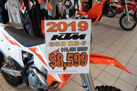 2019 KTM 350 XC-F in San Marcos, California - Photo 2