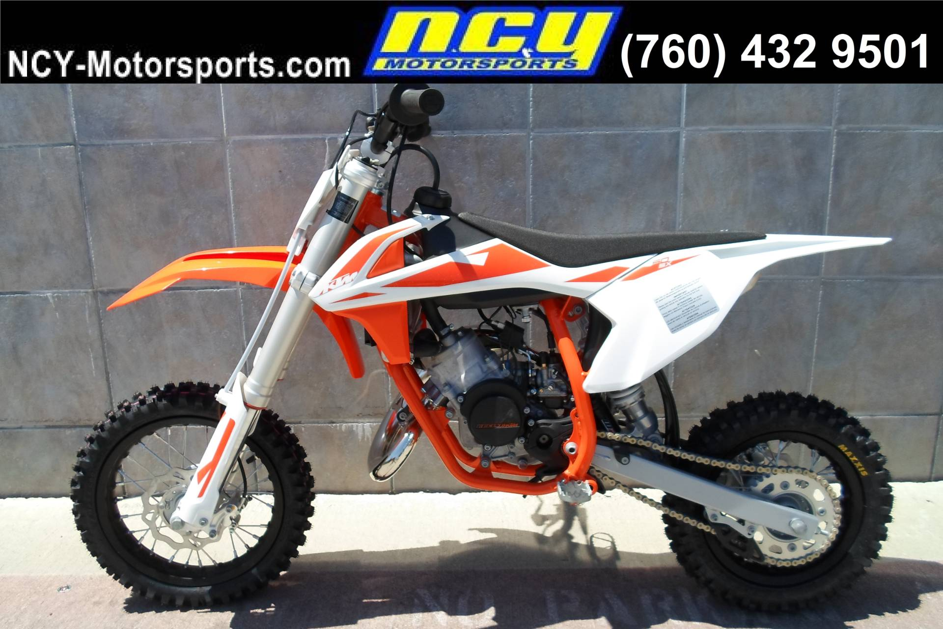 2019 KTM 50 SX in San Marcos, California