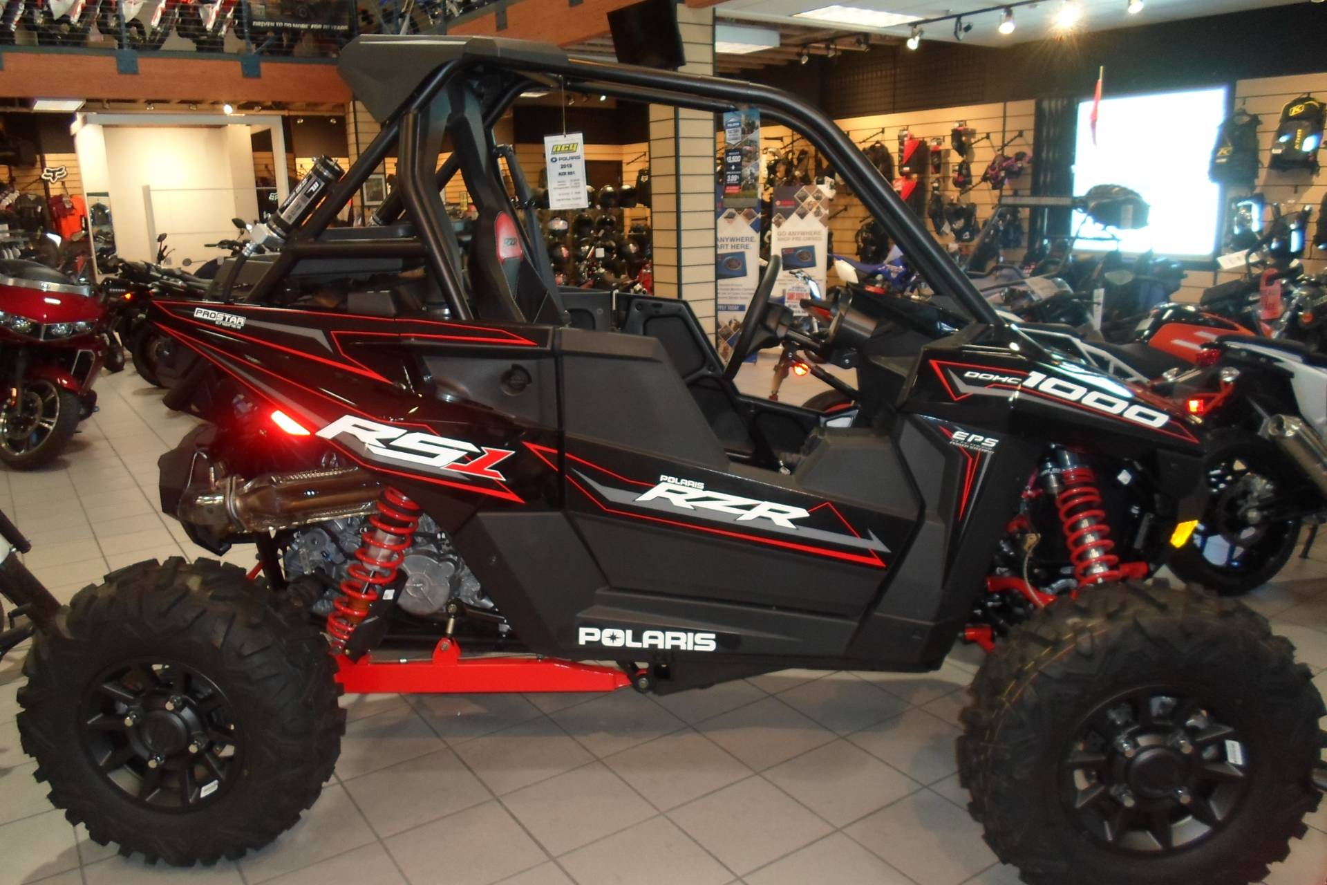 2019 Polaris RZR RS1 in San Marcos, California - Photo 2