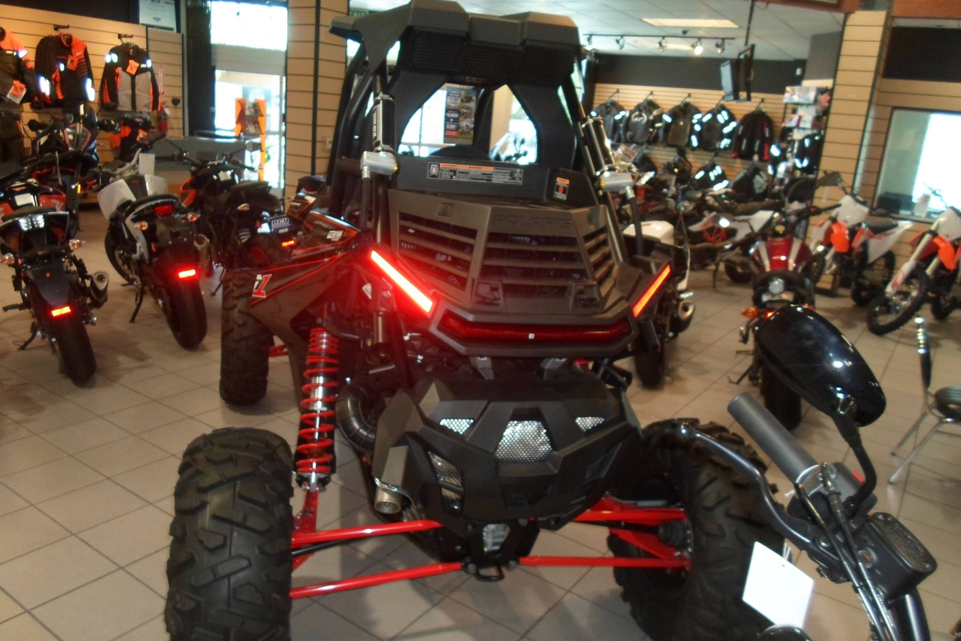 2019 Polaris RZR RS1 in San Marcos, California - Photo 3
