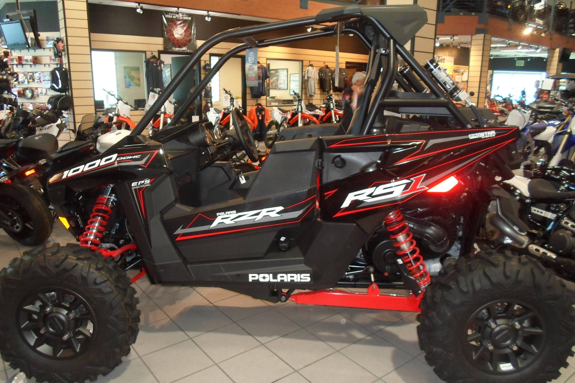 2019 Polaris RZR RS1 in San Marcos, California - Photo 4