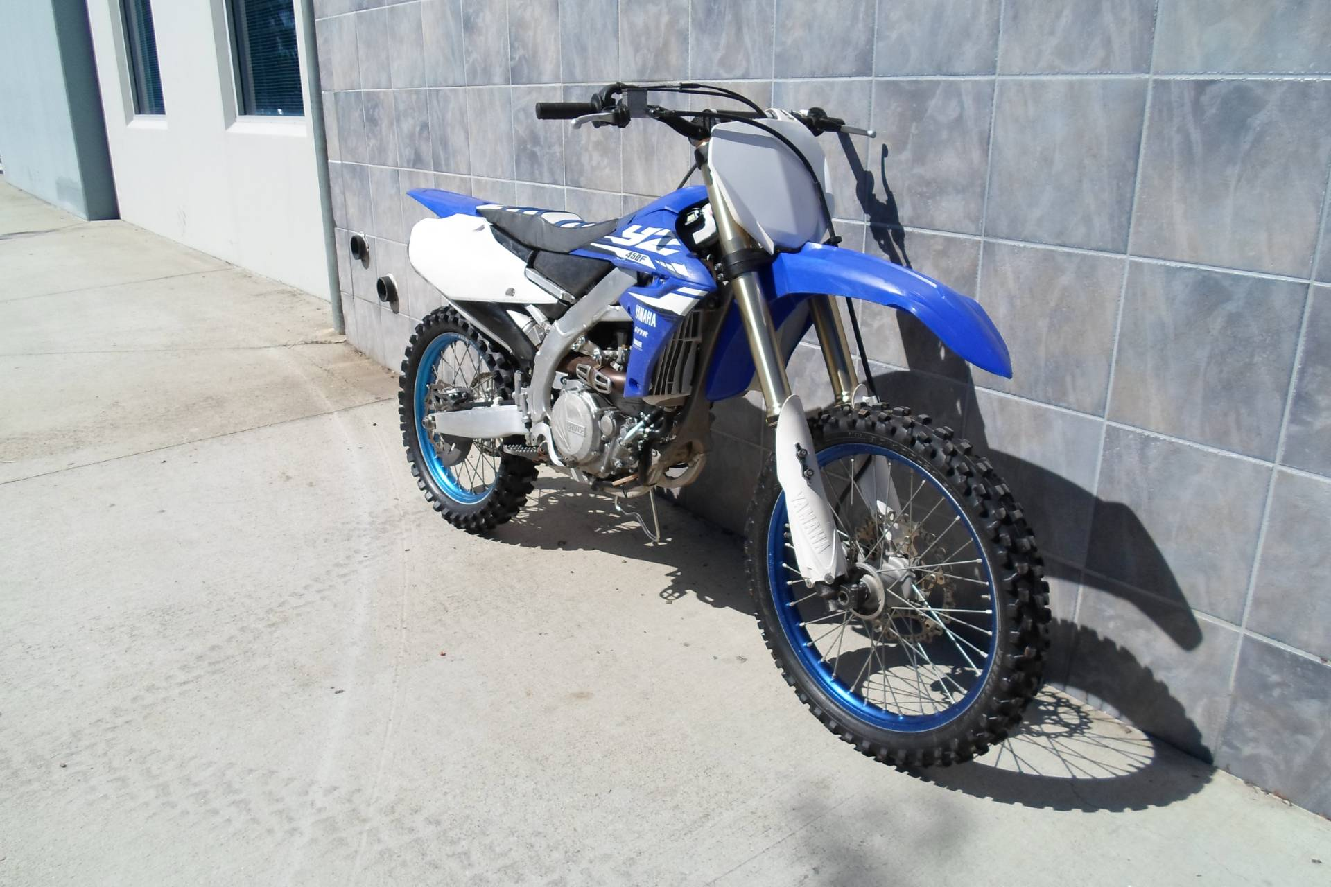 2018 Yamaha YZ450F in San Marcos, California - Photo 3