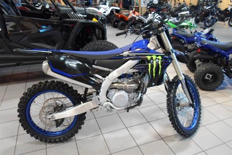 2021 Yamaha YZ450F Monster Energy Yamaha Racing Edition in San Marcos, California - Photo 1
