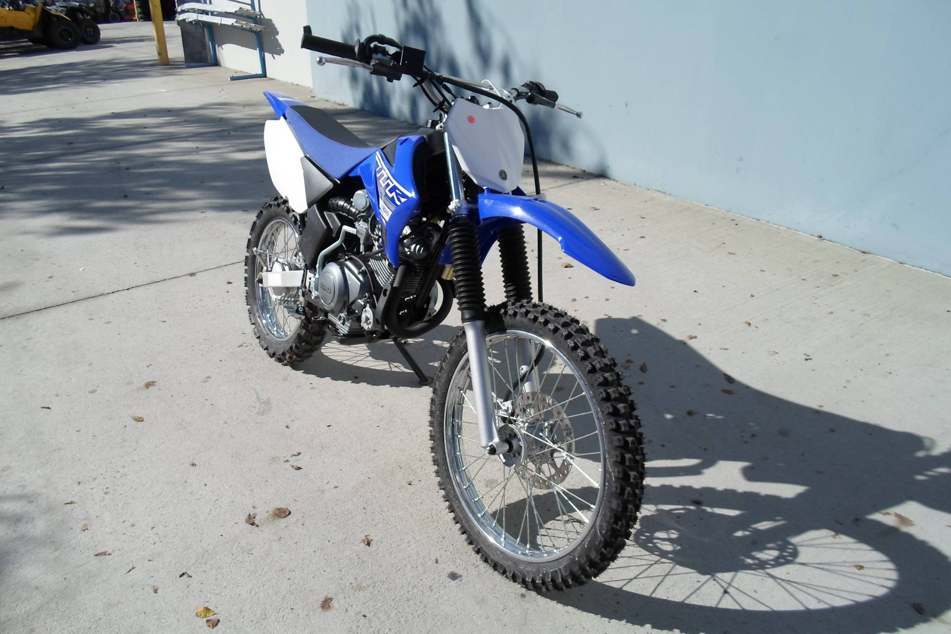 2019 Yamaha TT-R125LE in San Marcos, California - Photo 3