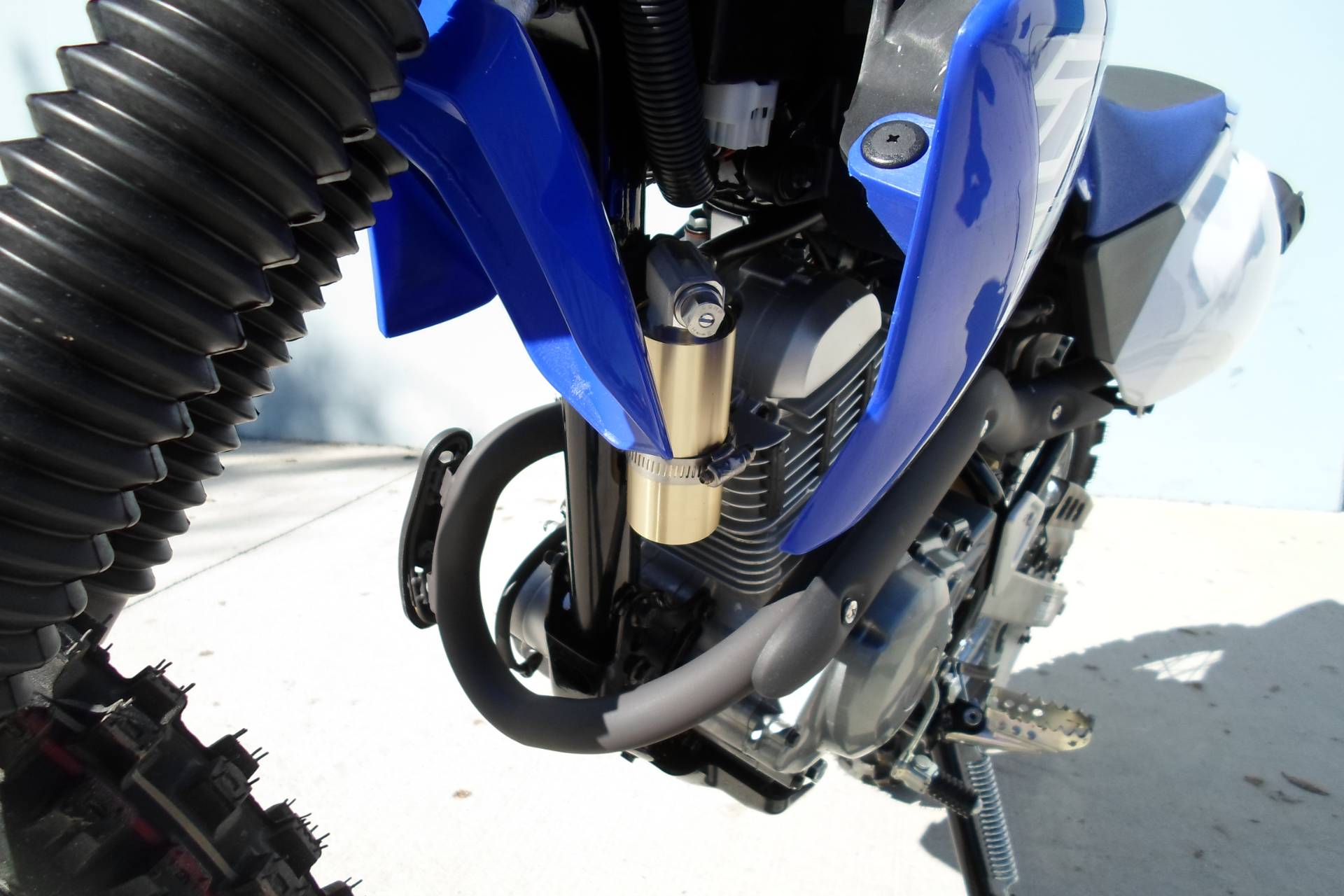 2019 Yamaha TT-R125LE in San Marcos, California - Photo 12