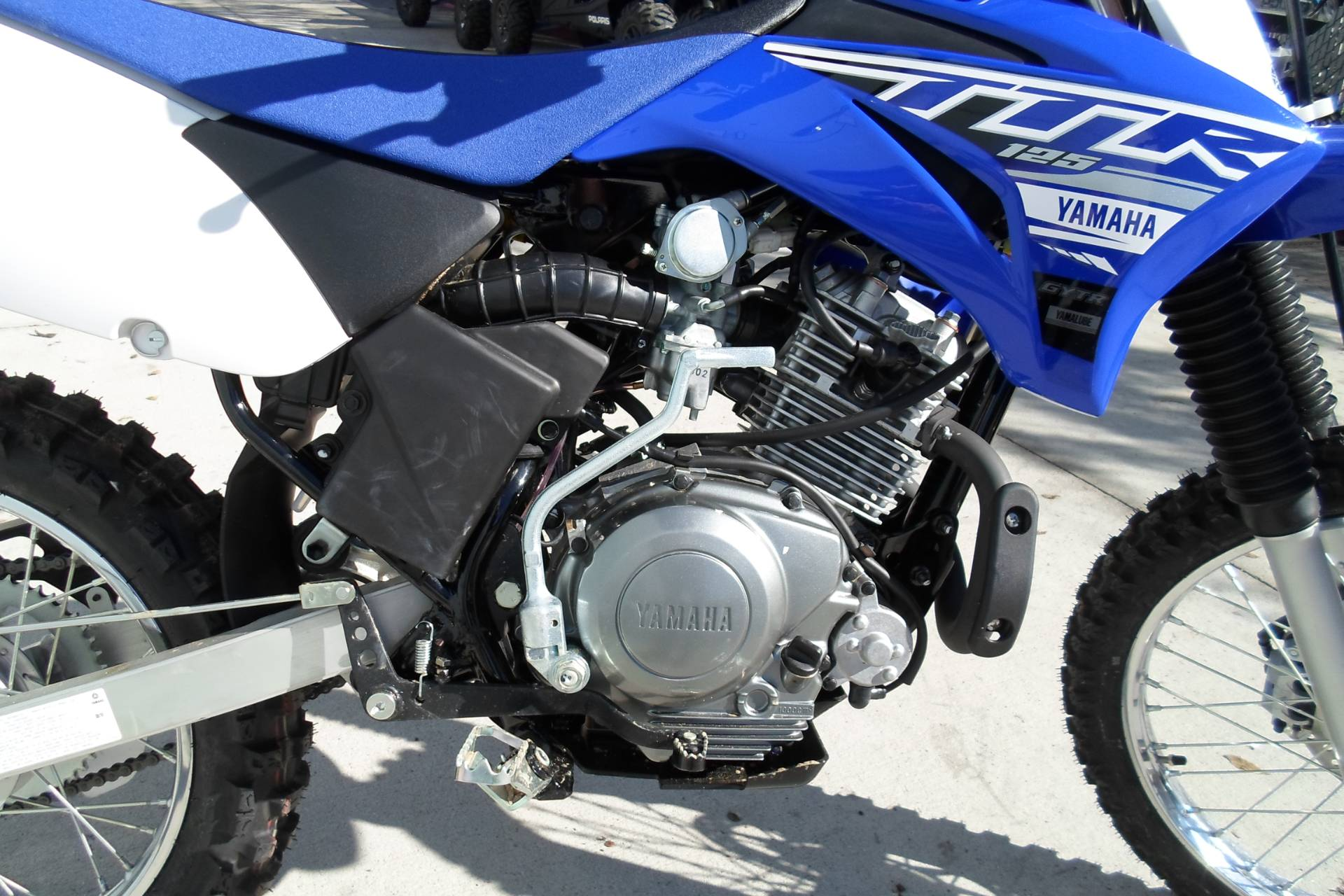 2019 Yamaha TT-R125LE in San Marcos, California - Photo 13