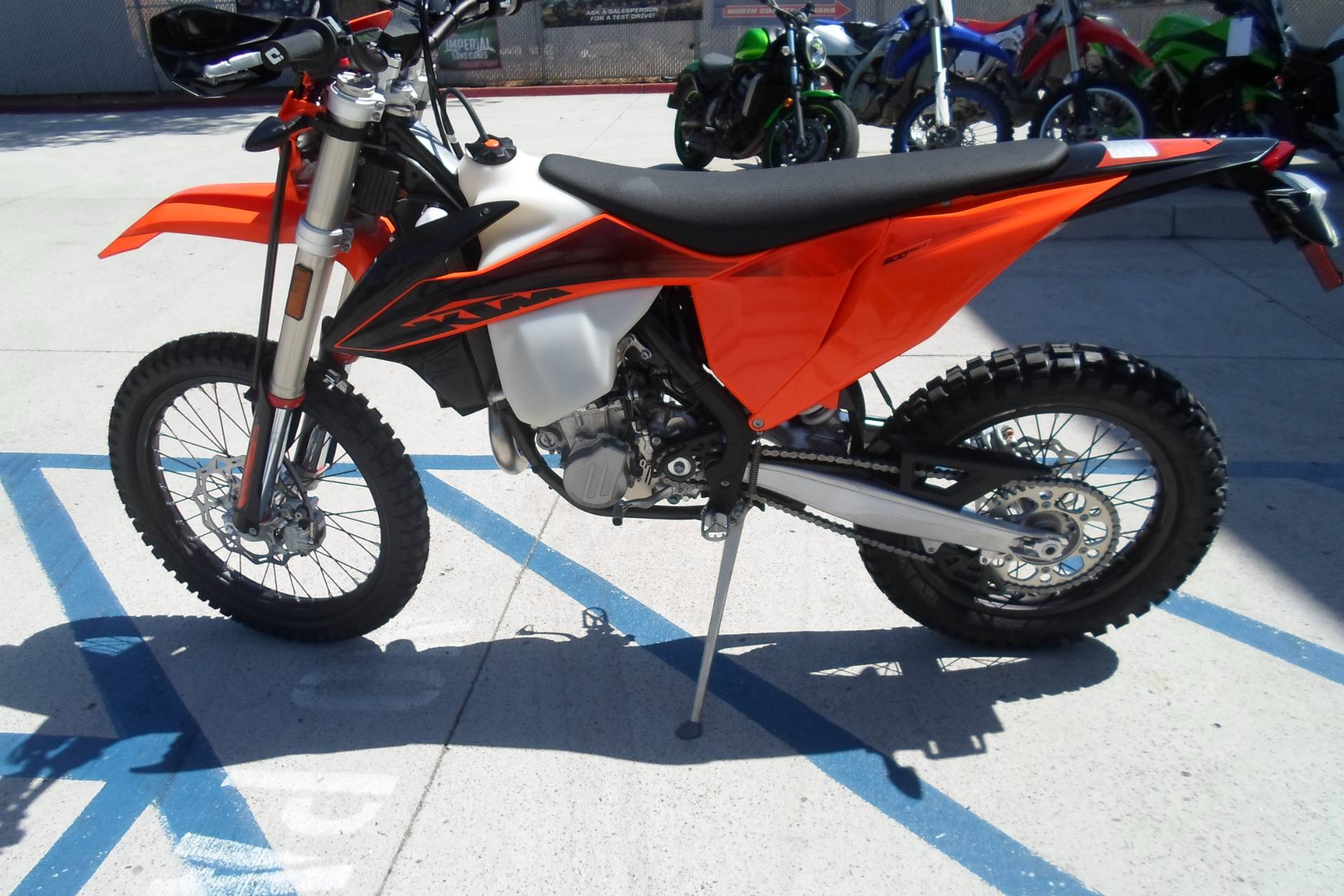 2020 KTM 500 EXC-F in San Marcos, California - Photo 1