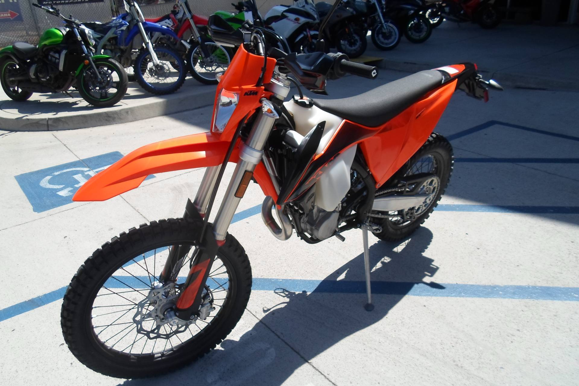 2020 KTM 500 EXC-F in San Marcos, California - Photo 2