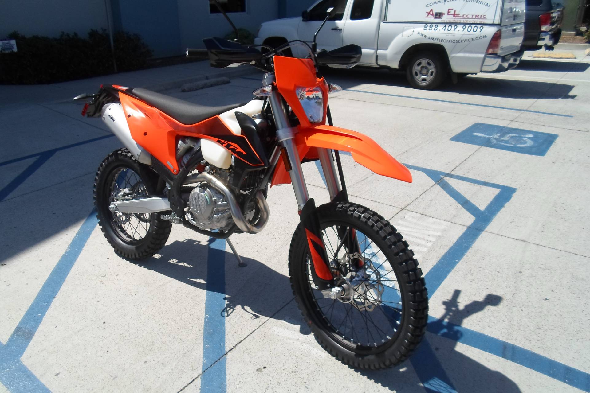 2020 KTM 500 EXC-F in San Marcos, California - Photo 3