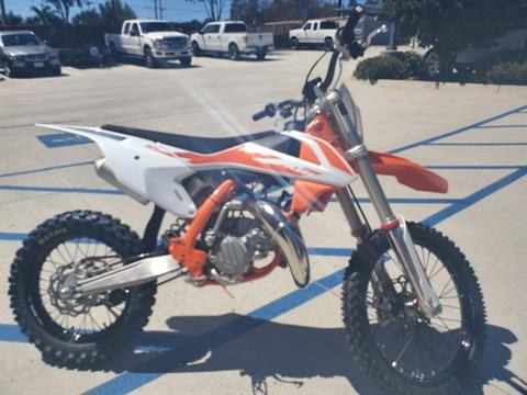 2020 KTM 85 SX 19/16 in San Marcos, California - Photo 3