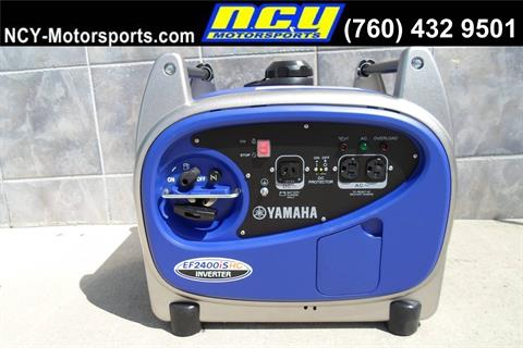 Yamaha EF2400iSHC Generator in San Marcos, California - Photo 1