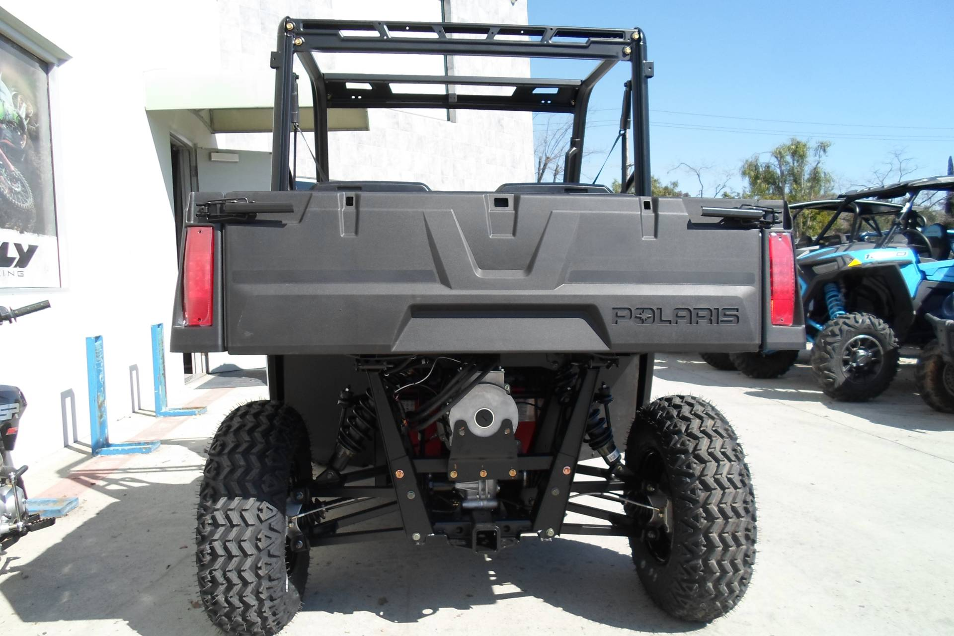 2020 Polaris Ranger EV in San Marcos, California - Photo 6