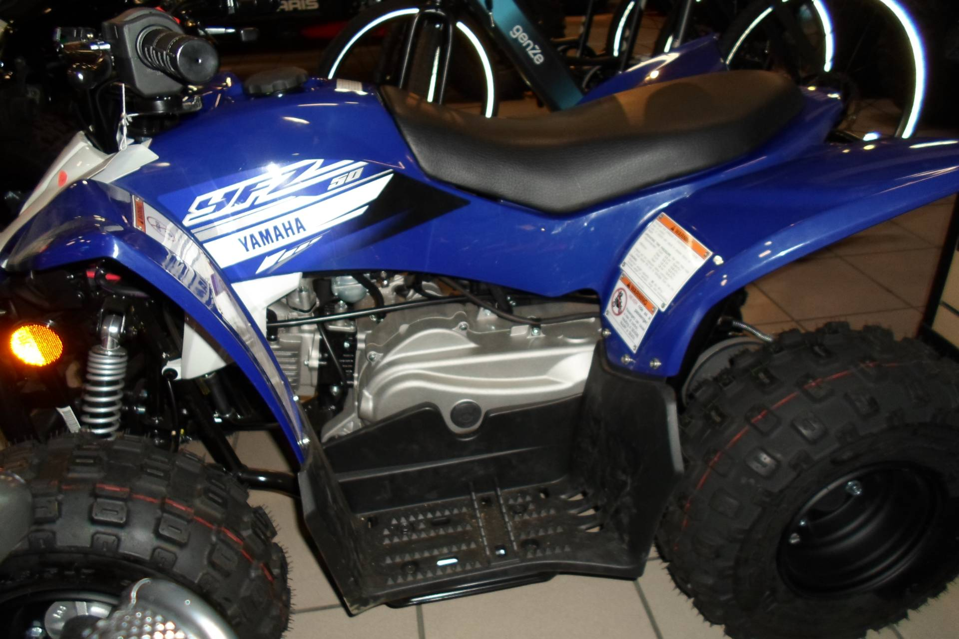 2020 Yamaha YFZ50 in San Marcos, California - Photo 1