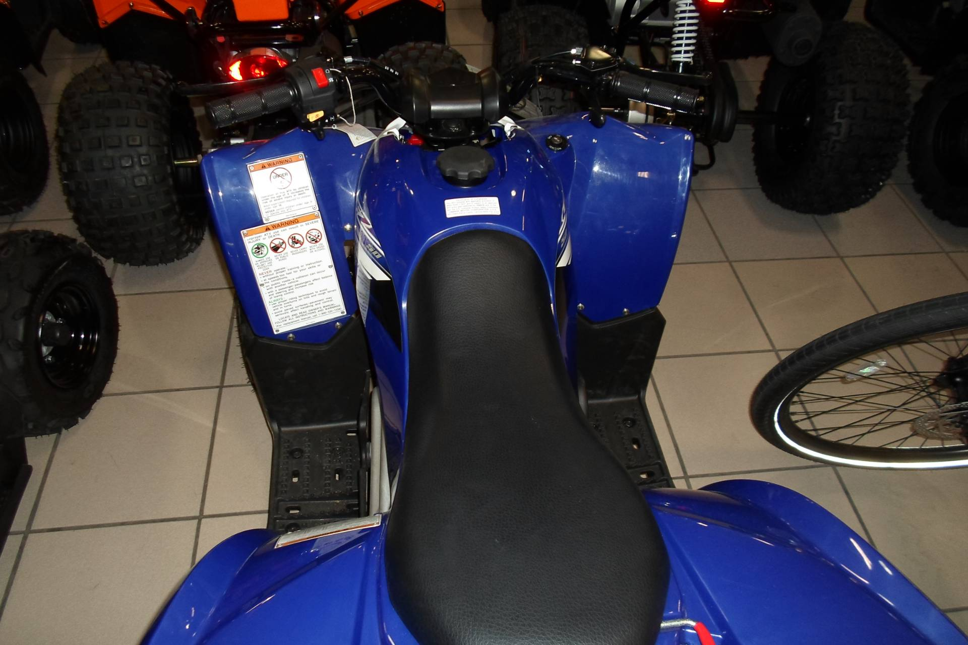 2020 Yamaha YFZ50 in San Marcos, California - Photo 3