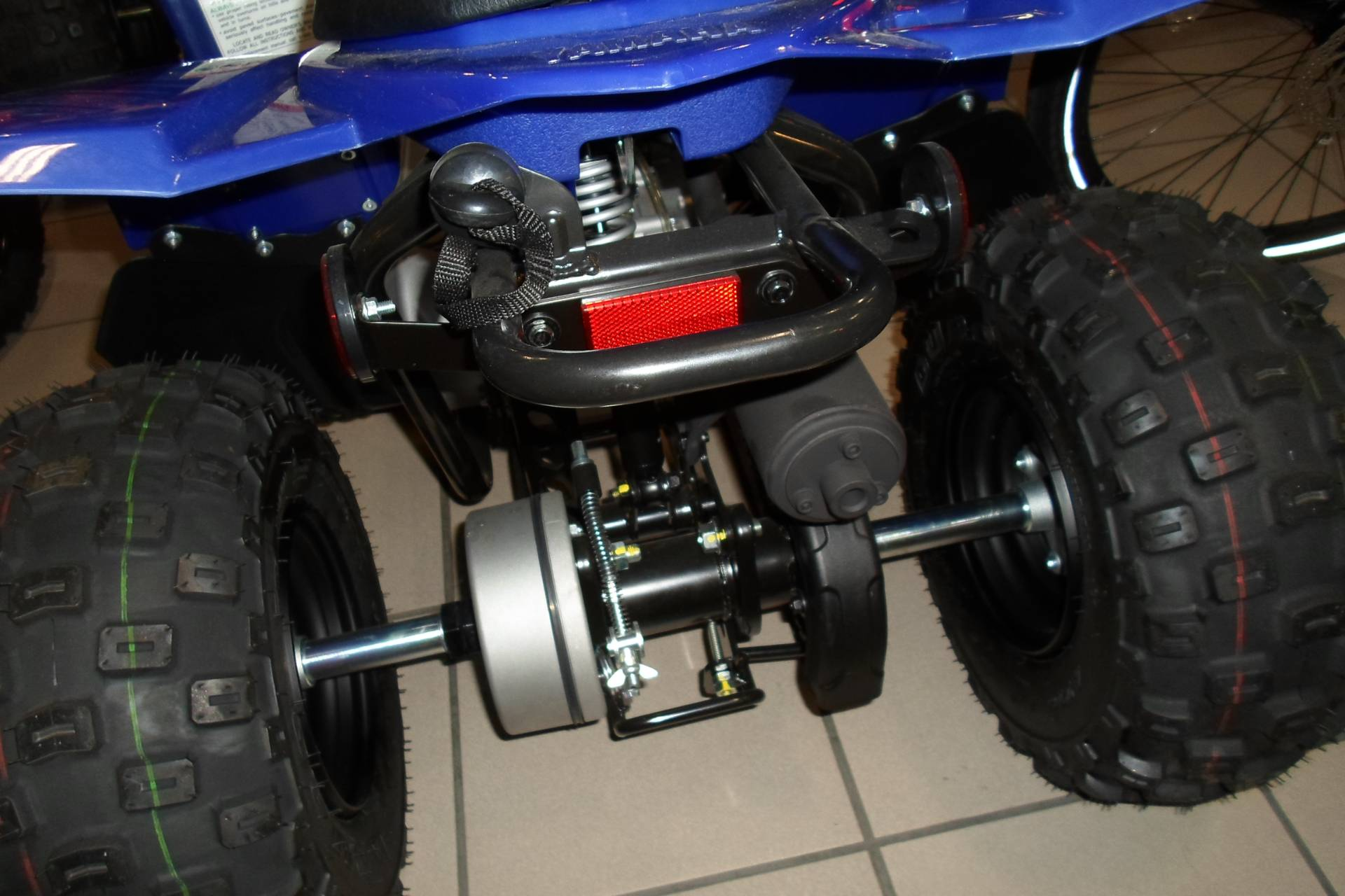 2020 Yamaha YFZ50 in San Marcos, California - Photo 4