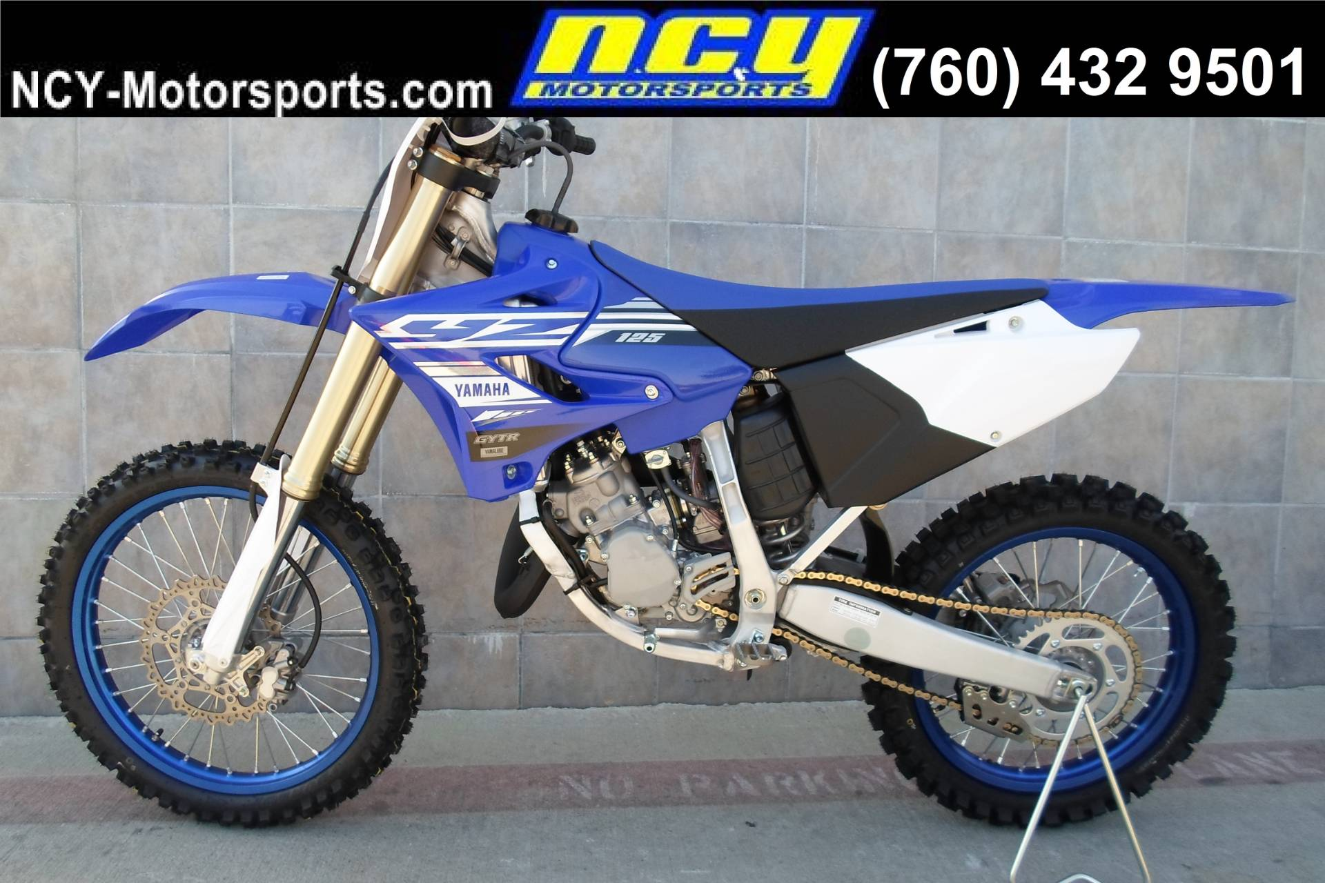 2019 Yamaha YZ125 in San Marcos, California - Photo 1