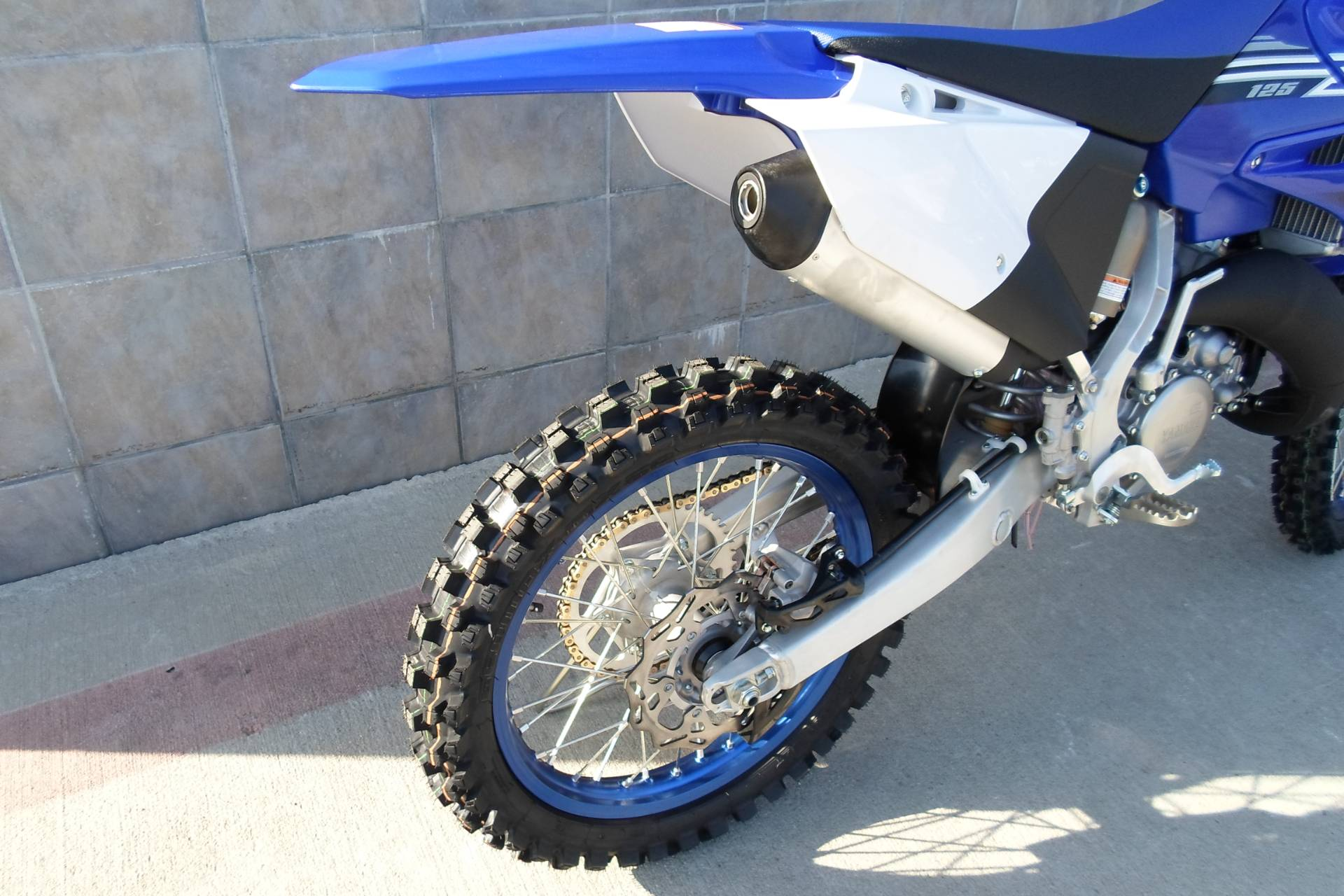 2019 Yamaha YZ125 in San Marcos, California - Photo 6