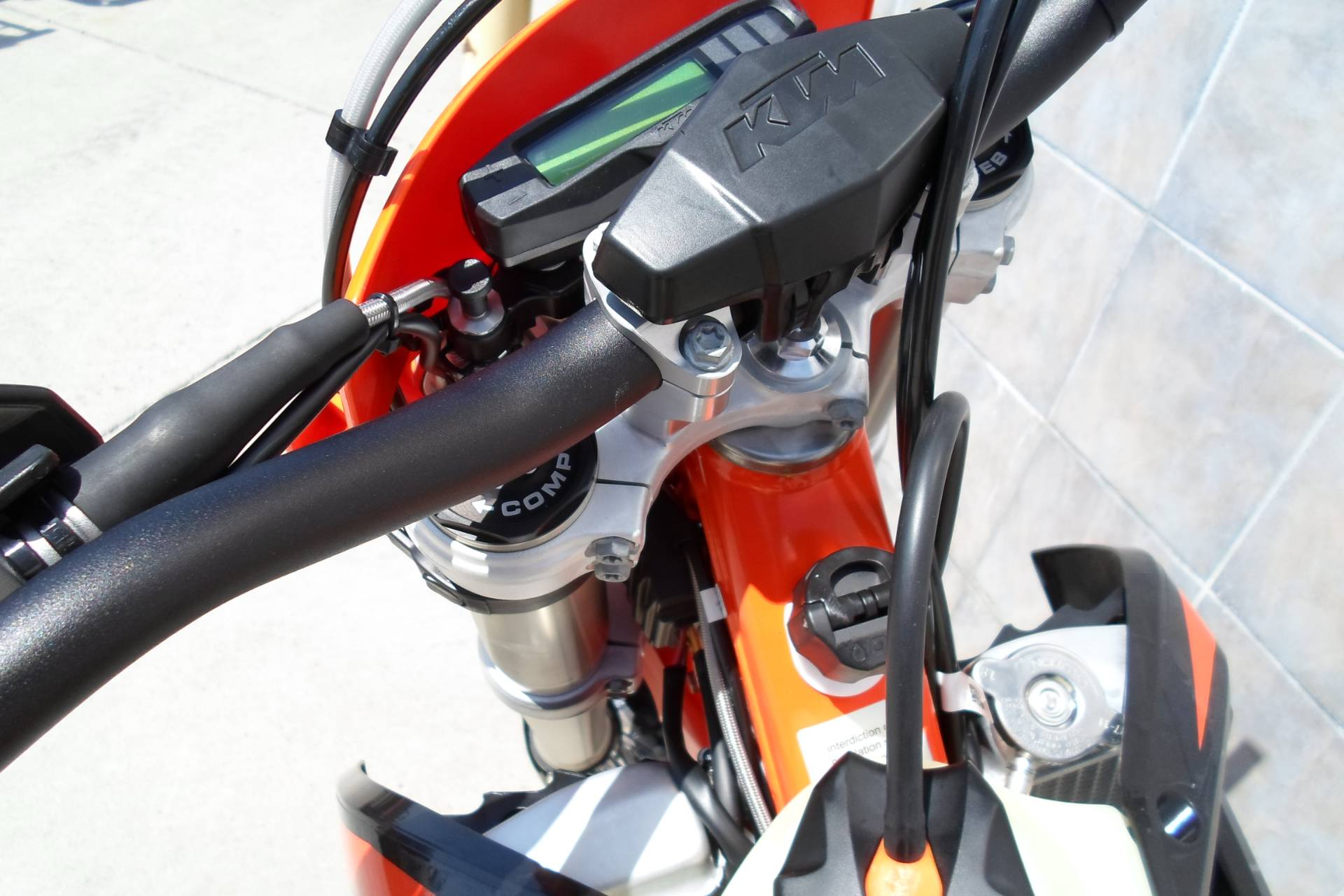 2019 KTM 250 XC-W TPI in San Marcos, California - Photo 5