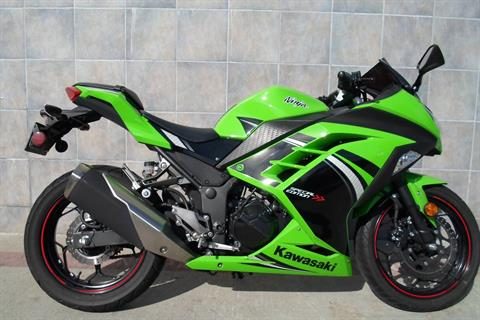 2014 Kawasaki Ninja® 300 SE in San Marcos, California - Photo 2