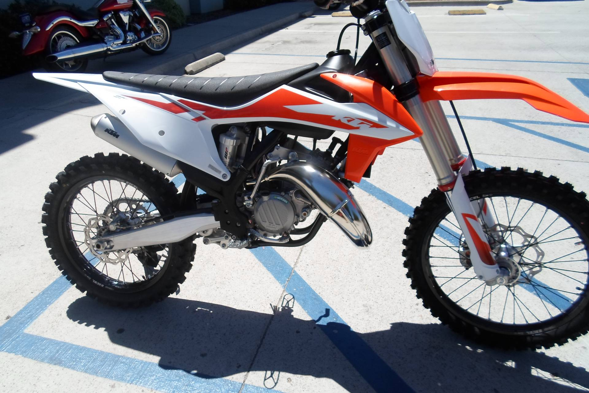 2020 KTM 150 SX in San Marcos, California - Photo 3
